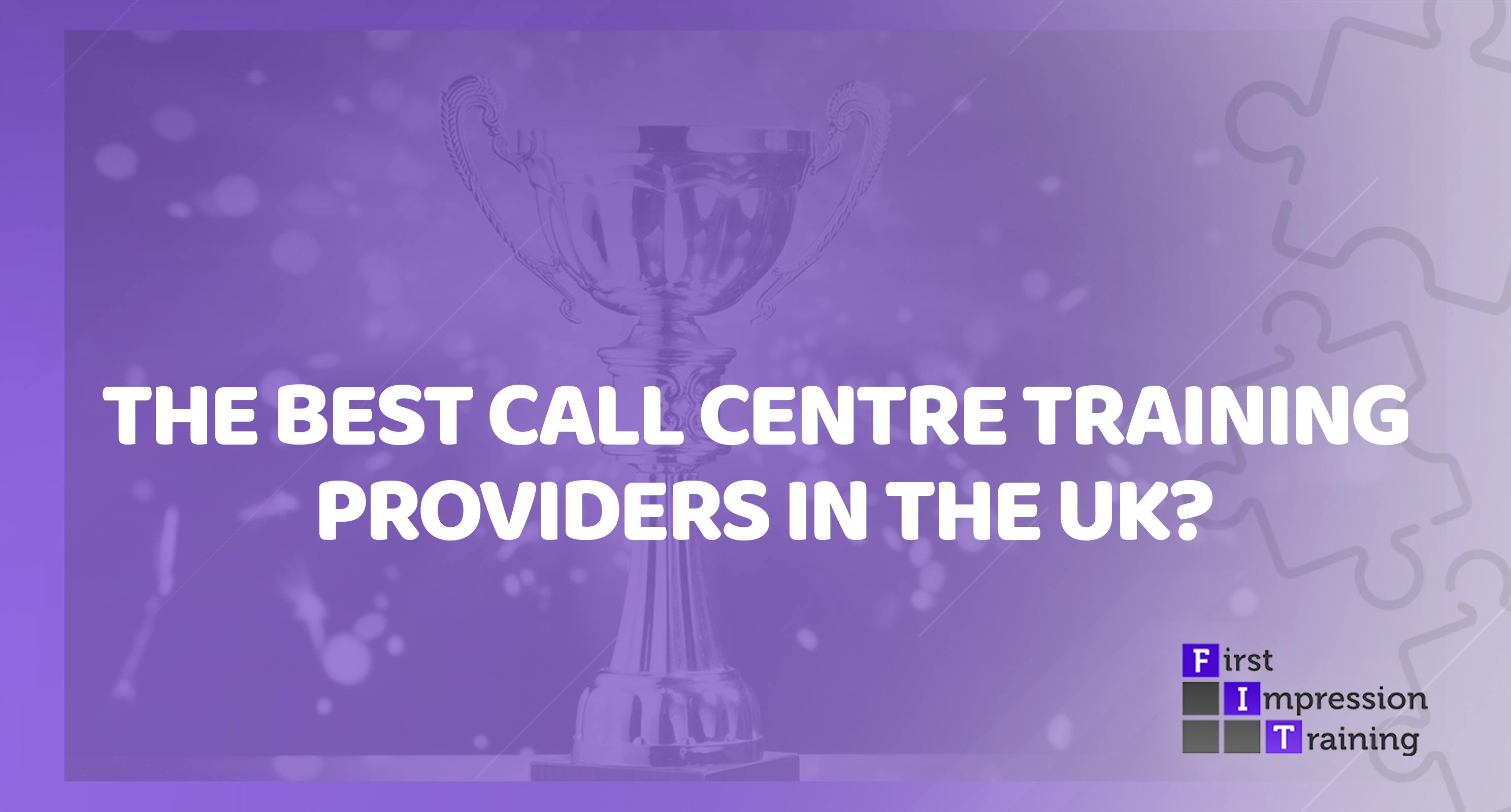 Who are the best Call Centre Training Providers in the UK?