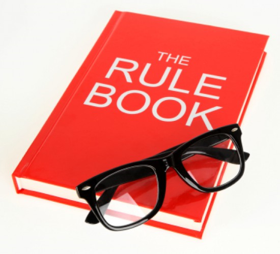 Are YOU playing by the Leaders Rule Book?