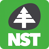 Natural Stone And Timber Logo