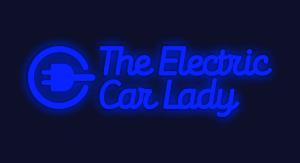 The Electric Car Lady Logo