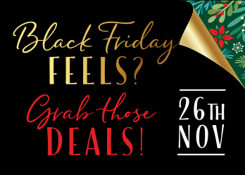 Black Friday at Festival Place