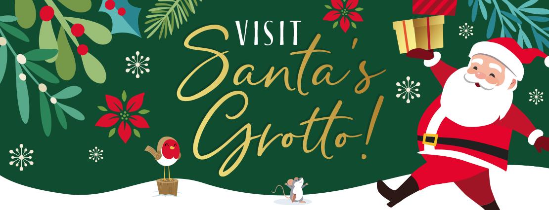Santa's Grotto, Basingstoke, Hampshire
