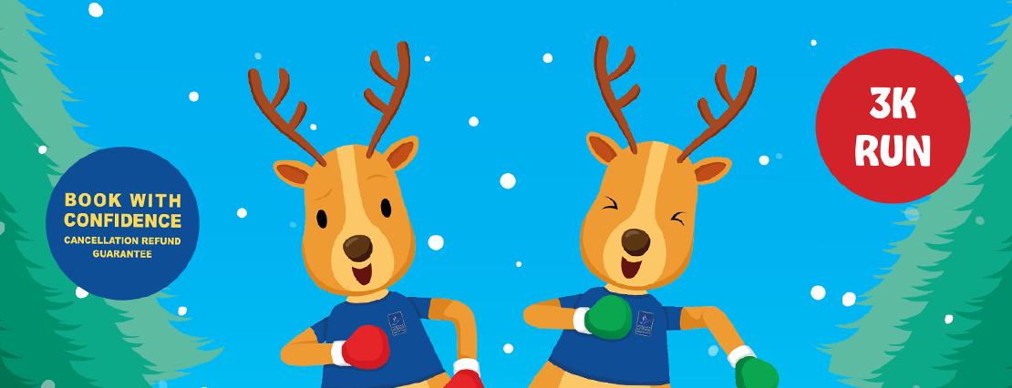 Reindeer Run - St Michael's Hospice