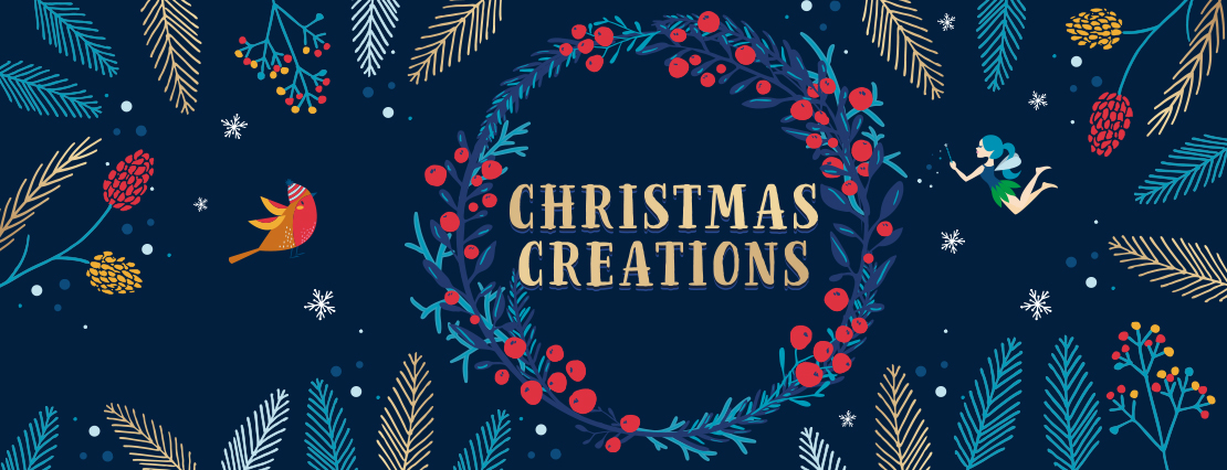 Christmas Creations with The Hampshire Flower Studio