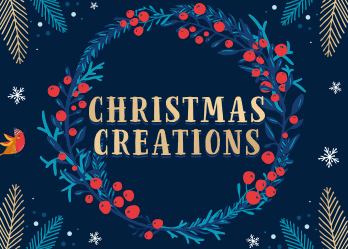 Christmas Creations at Festival Place