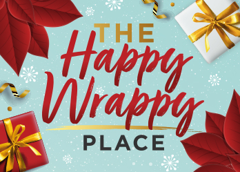 The Happy Wrappy Place, Festival Place, Basingstoke