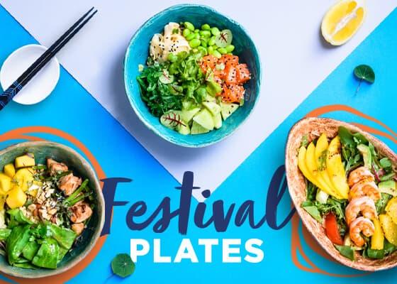 Festival Plates