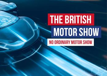 British Motor Show, Festival Place, Basingstoke