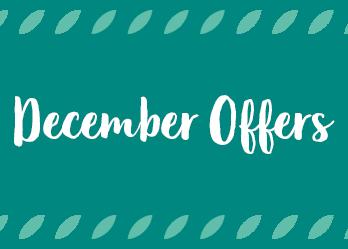 December Offers, Festival Place, Basingstoke