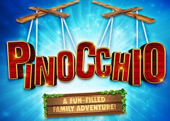 Pinocchio on the Amphitheatre, Basingstoke, Festival Place