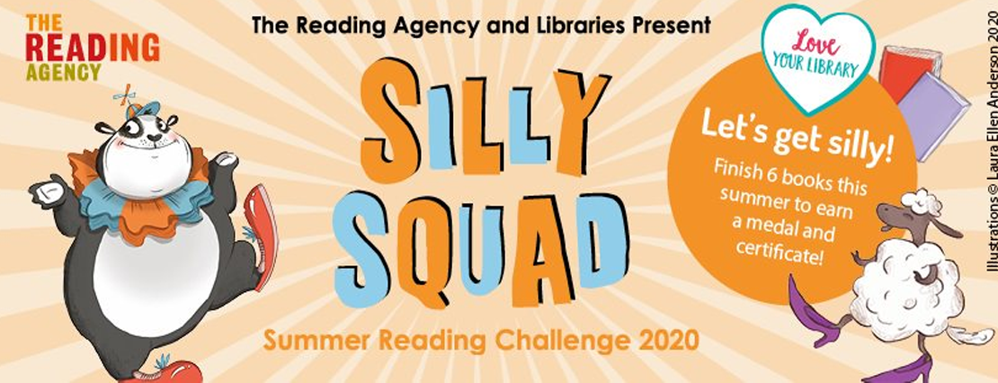 Summer Reading Challenge at Festival Place