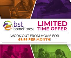 Basingstoke Sports Trust Launch Home Fitness