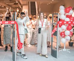 H&M Unveils New Concept Store at Festival Place