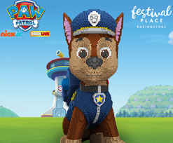 Paw Patrol lands at Festival Place this weekend