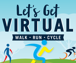 Festival Place takes part in virtual fundraising challenge