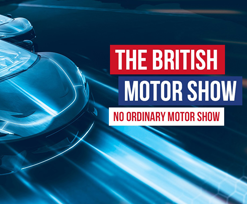 First ever Pop-Up Motor Show comes to Festival Place