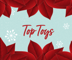 Top Toys this Christmas