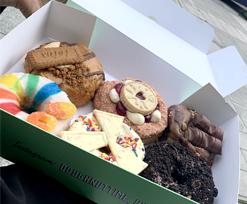 Doughnut Time visits Festival Place