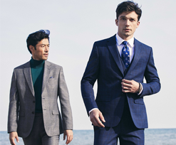 Why Moss Bros's new eco suit is the smart choice