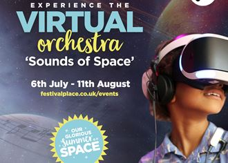 The extraordinary orchestral experience at Festival Place