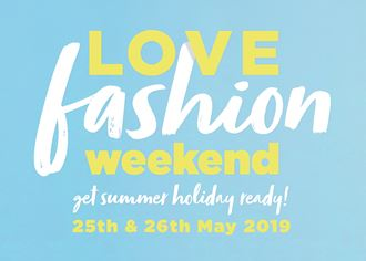 Love Fashion Weekend returns to Festival Place for 2019