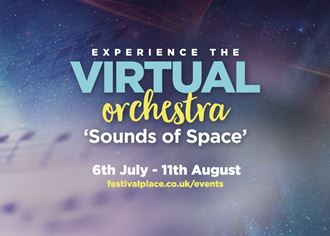 The Virtual Orchestra at Festival Place