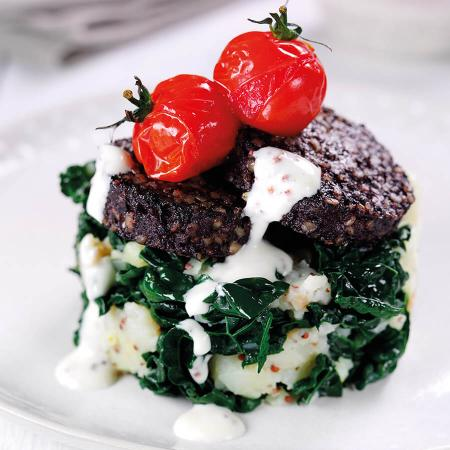 Picture of Cavolo Nero Potato Cakes
