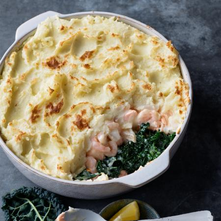 Picture of Cavolo Nero Fish Pie