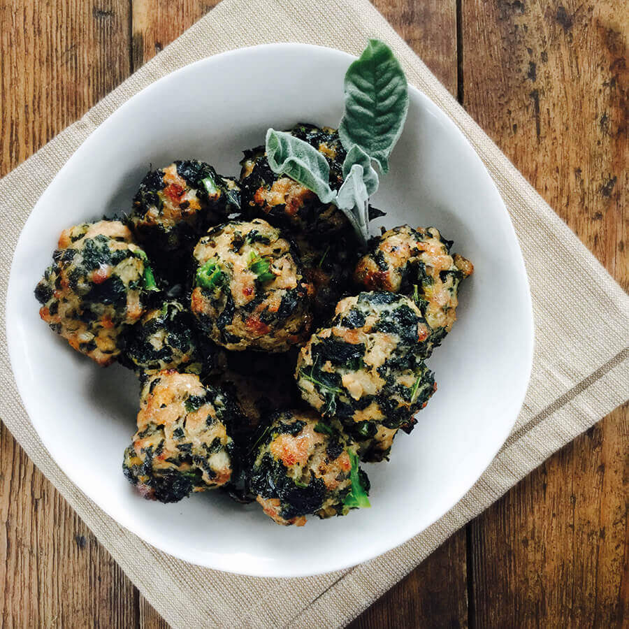 Picture of Cavolo Nero & Sausagemeat Stuffing
