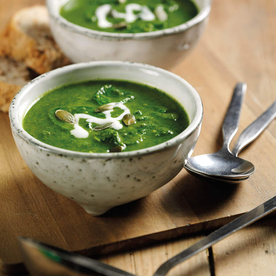 Picture of Green Soup