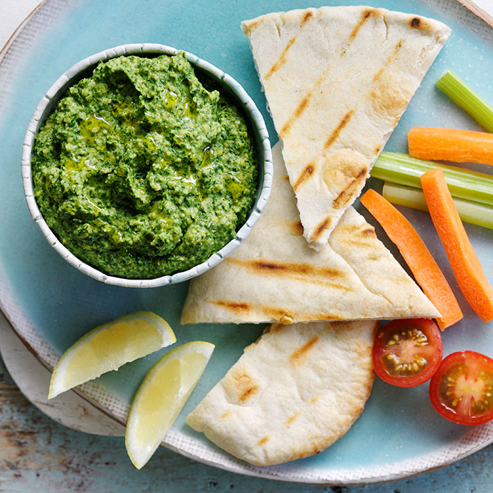 Picture of Spinach Houmous
