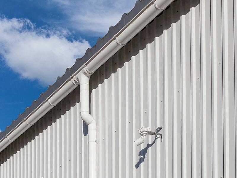 Nettoyage et entretien des bâtiments
