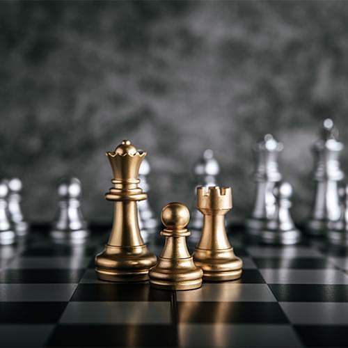 Strategic Innovations from Lockdown