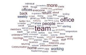 Returning to Work – Part 3: Challenge, Drivers and Learnings