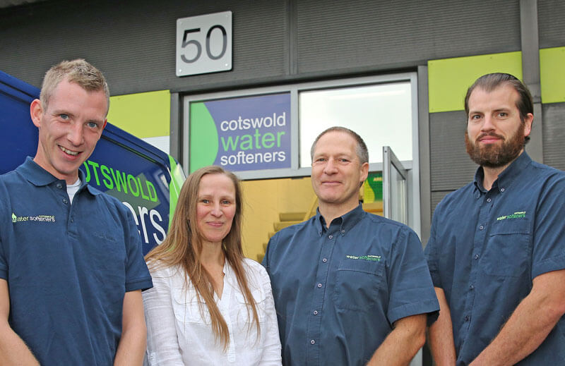 The team at Cotswold Water Softeners