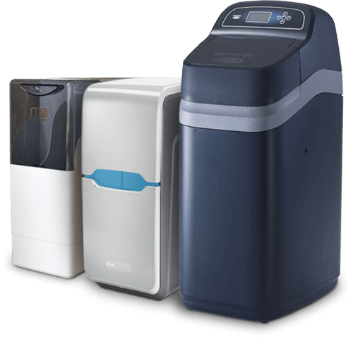 A range of water softeners provided by Cotswold Water Softeners