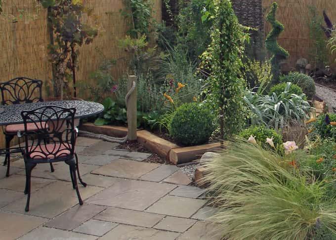 An Eco Friendly Garden