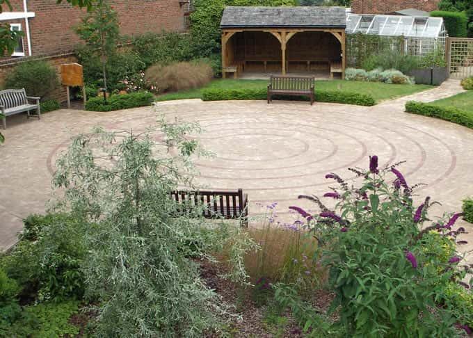 Pilgrims Hospices Therapeutic Garden