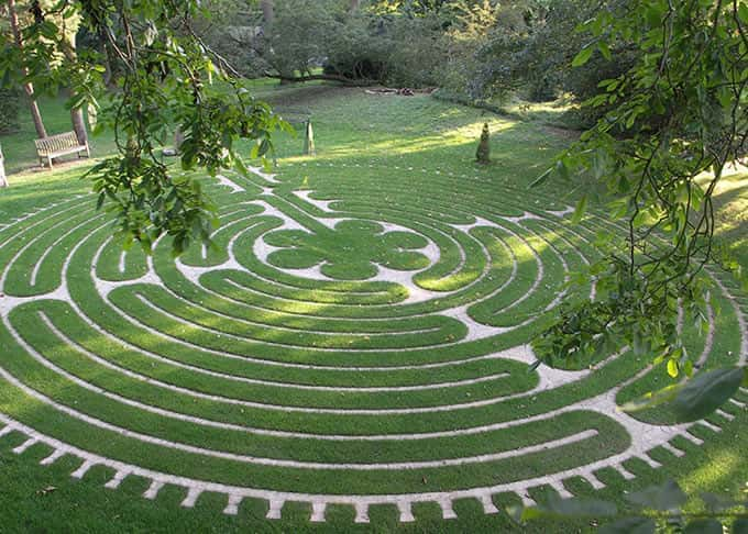The Tofte Labyrinth