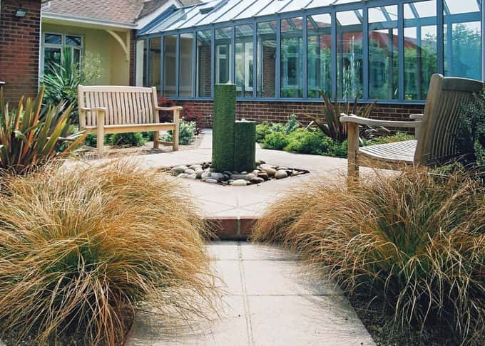 Good design implemented with attention to detail made this a National Award Winning Garden