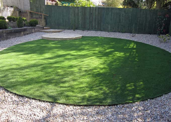 Our high quality artificial lawns look real and require virtually no maintenance
