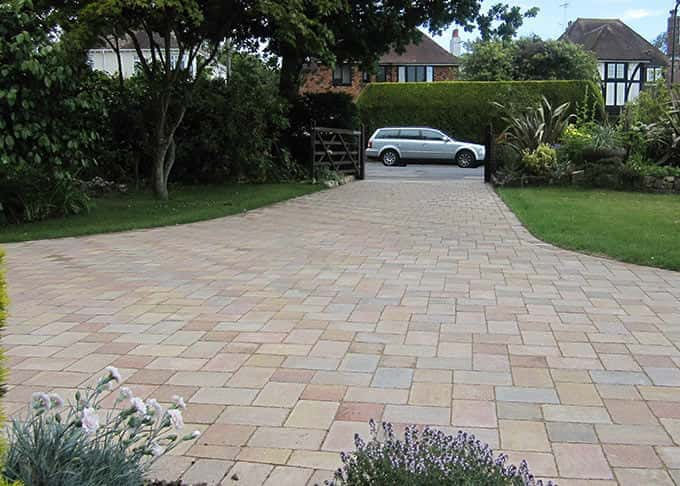 Our driveways are installed to the highest standards and finish