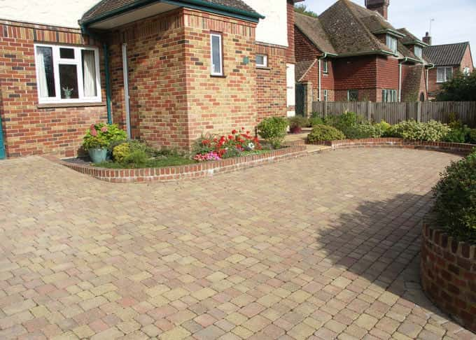 Our driveways are designed to complement your home