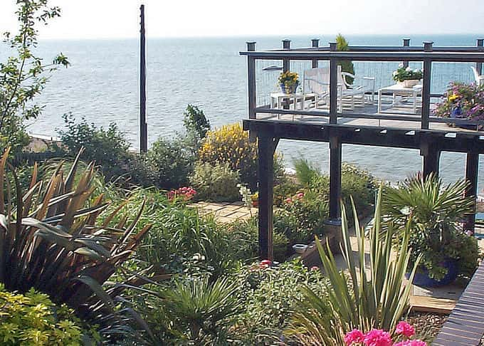 An exotic feel on the North Kent Coast