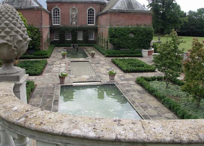 Italianate Garden Project – East Kent (Lucy Huntington Garden Design)