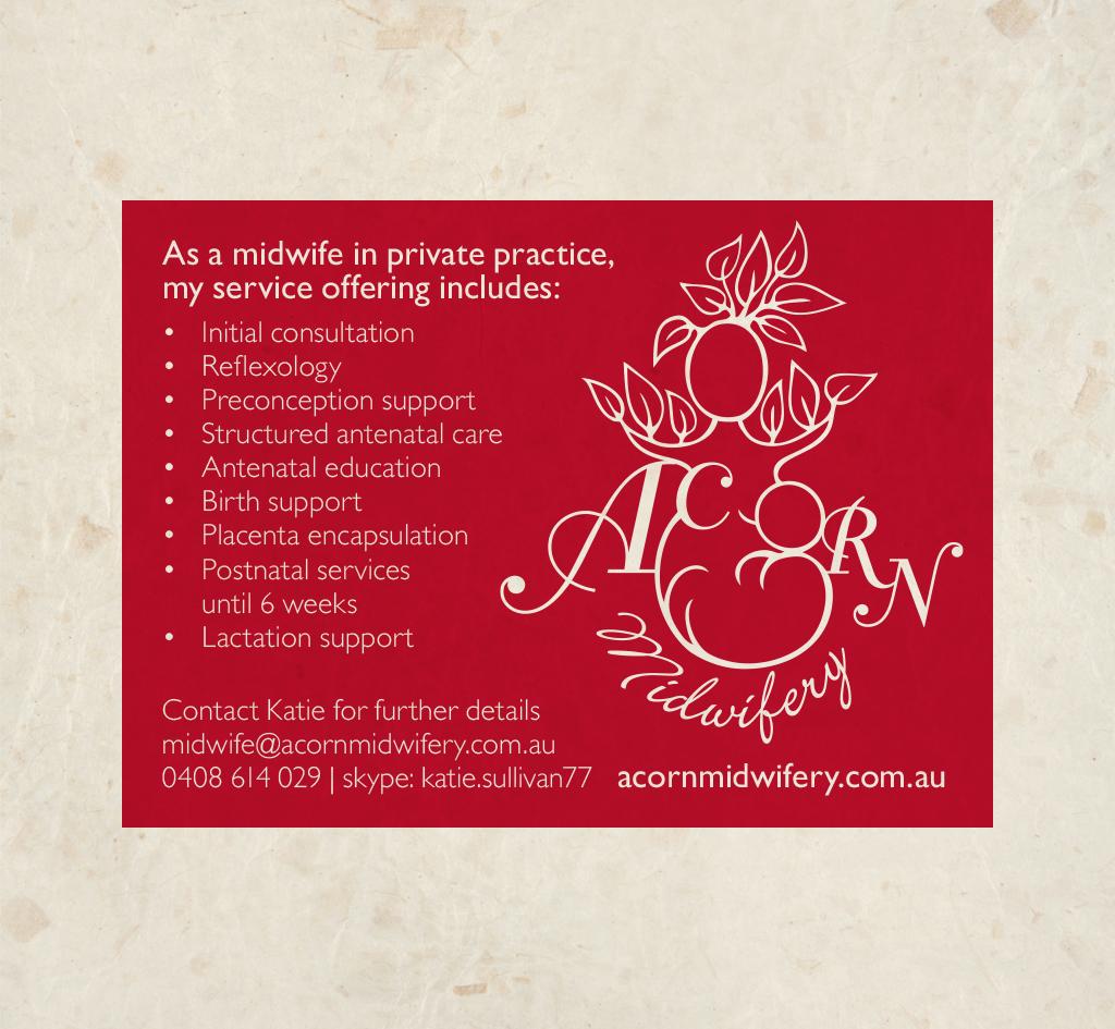 Acorn Midwifery : Press