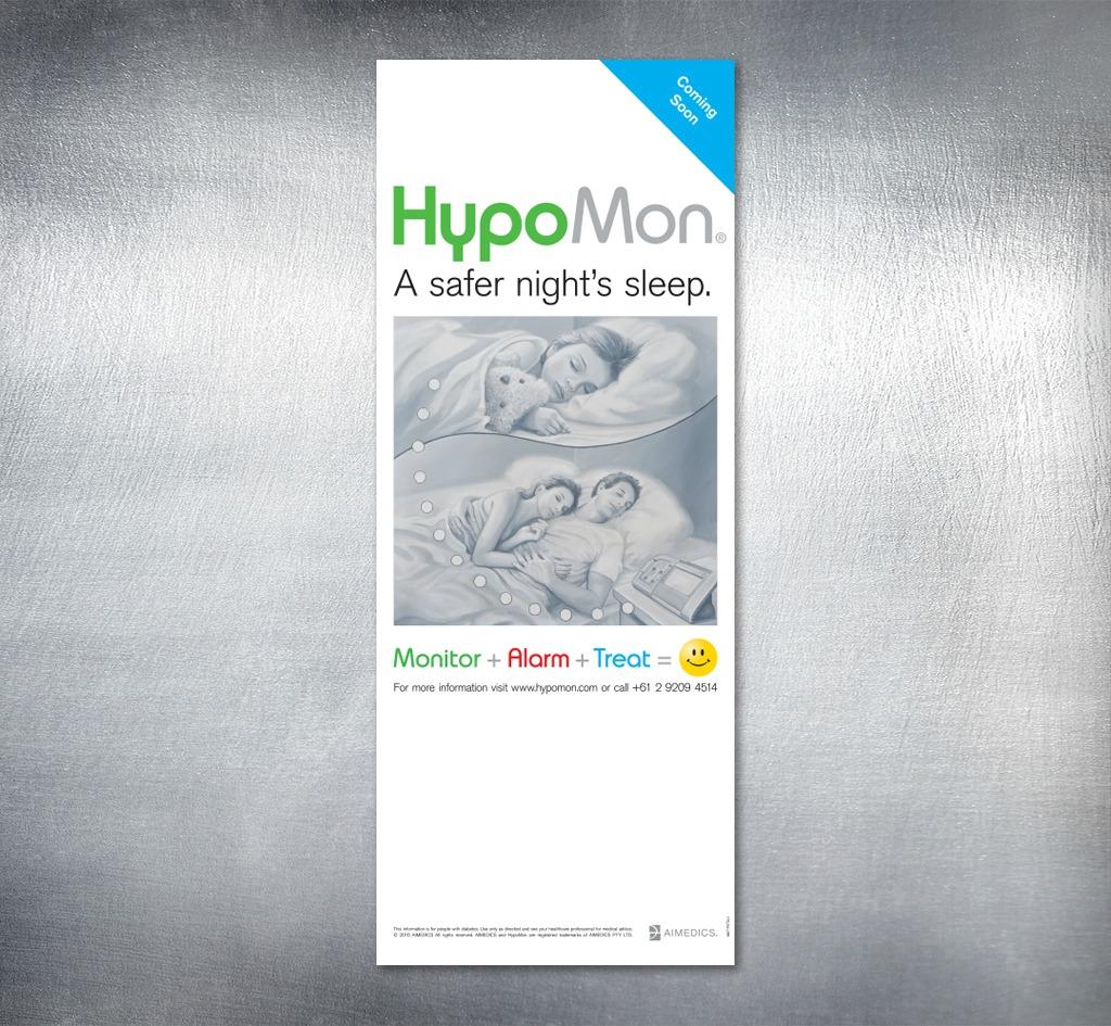 Aimedics/HypoMon : Signage
