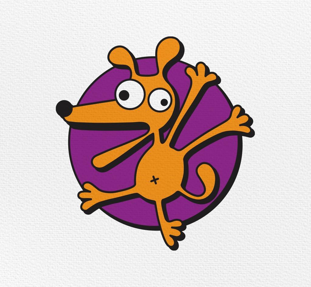 Barking Mad : Logo