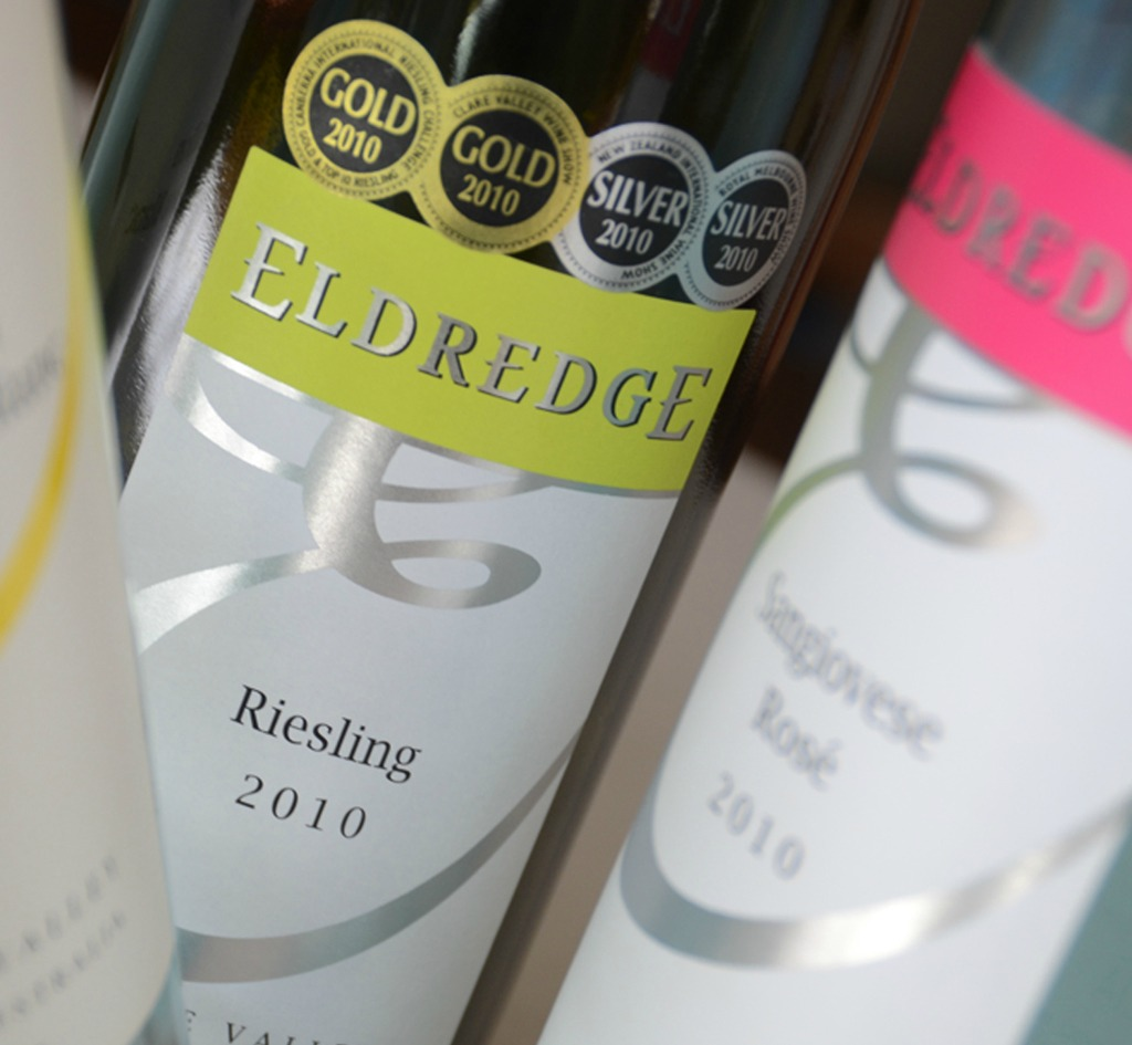 Eldredge Vineyards : Wine Labels