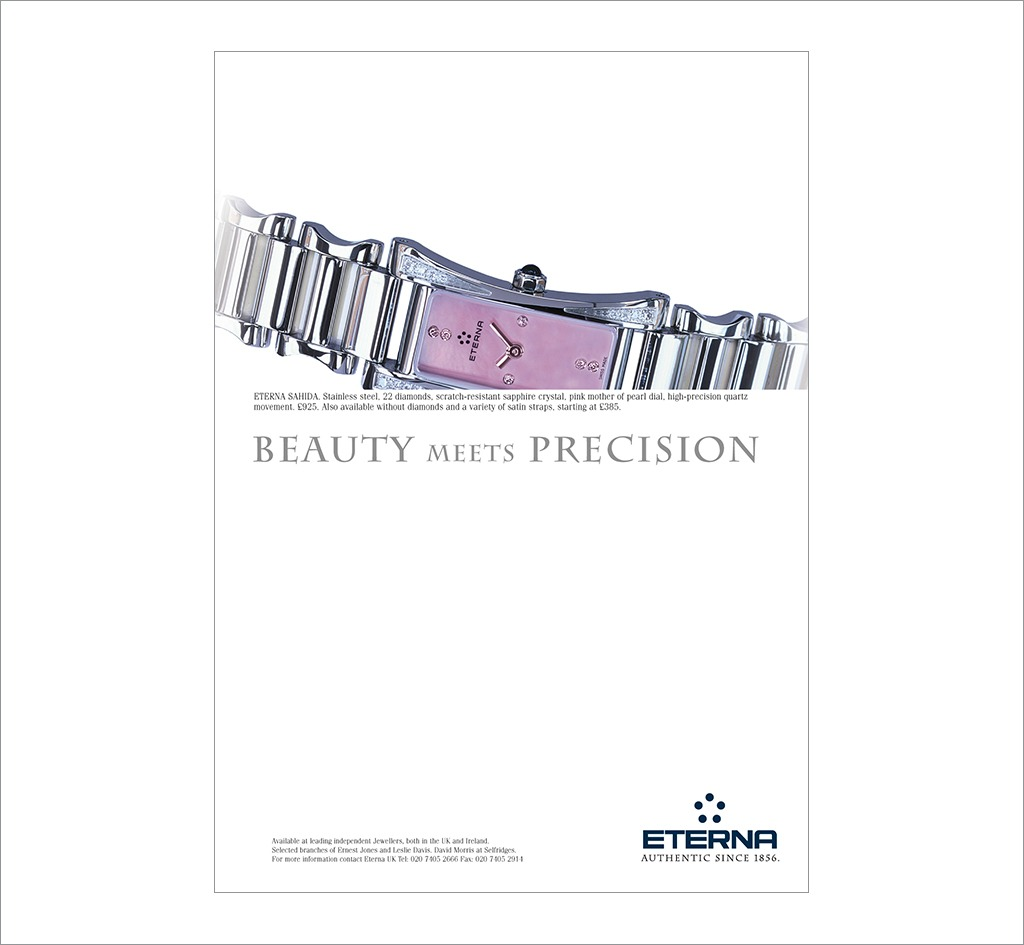 Eterna Watches : Press